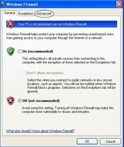 How To Enable ICMP echo Requests In Windows4