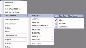 How to Change Table Schema Name In SQL 2008