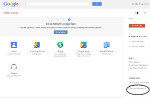 Google Apps Configuration08