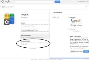 Google Apps Configuration09