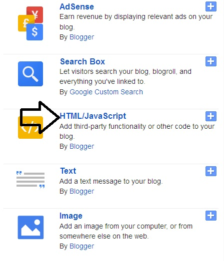 How To Add Twitter Account In Blogger07