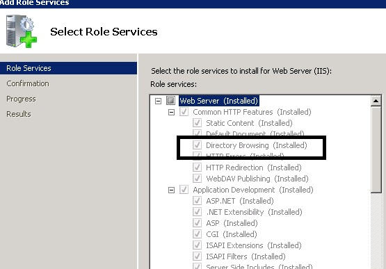 How To Enable Directory Browsing In Windows01