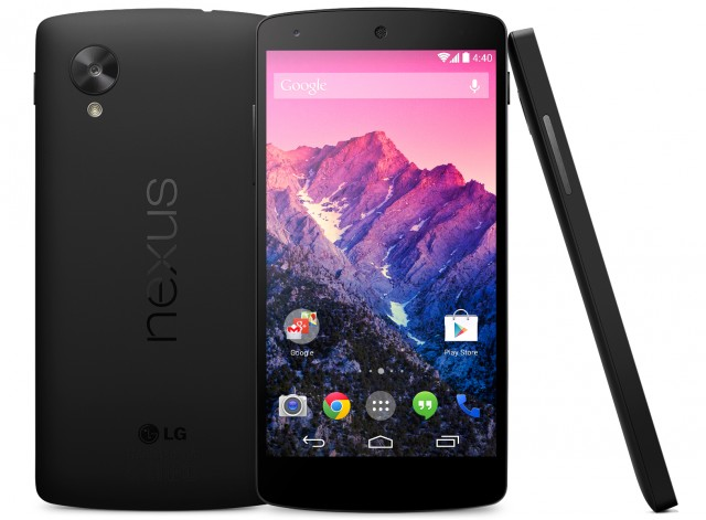 Nexus 5 Phone From Google Makes Indian Debut Which Was Sold Out In Hours