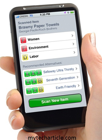 Advanced App For Smart Phone To Convoy Savings