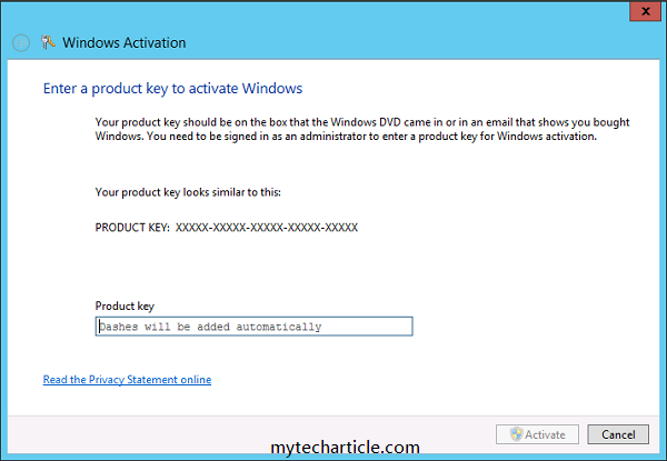 How To Activate Windows Server 2012 With Product key01