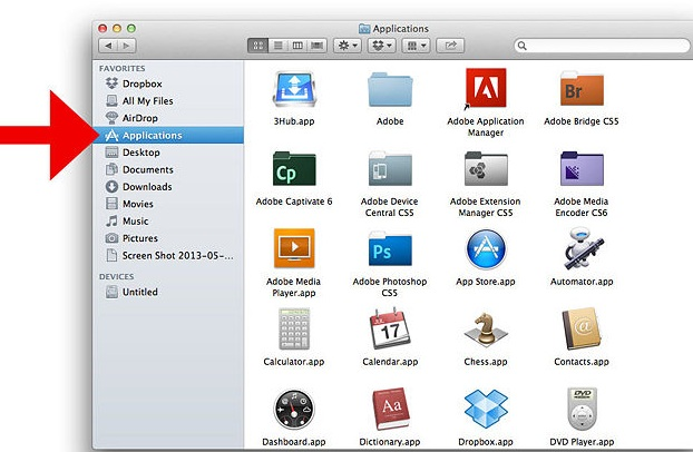 How to Uninstall Applications in Mac OS X the Classic Way