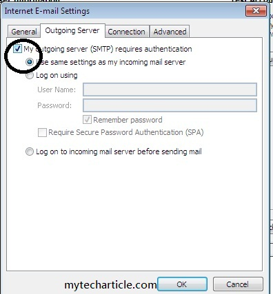 How To configure Hotmail Account In Outlook06