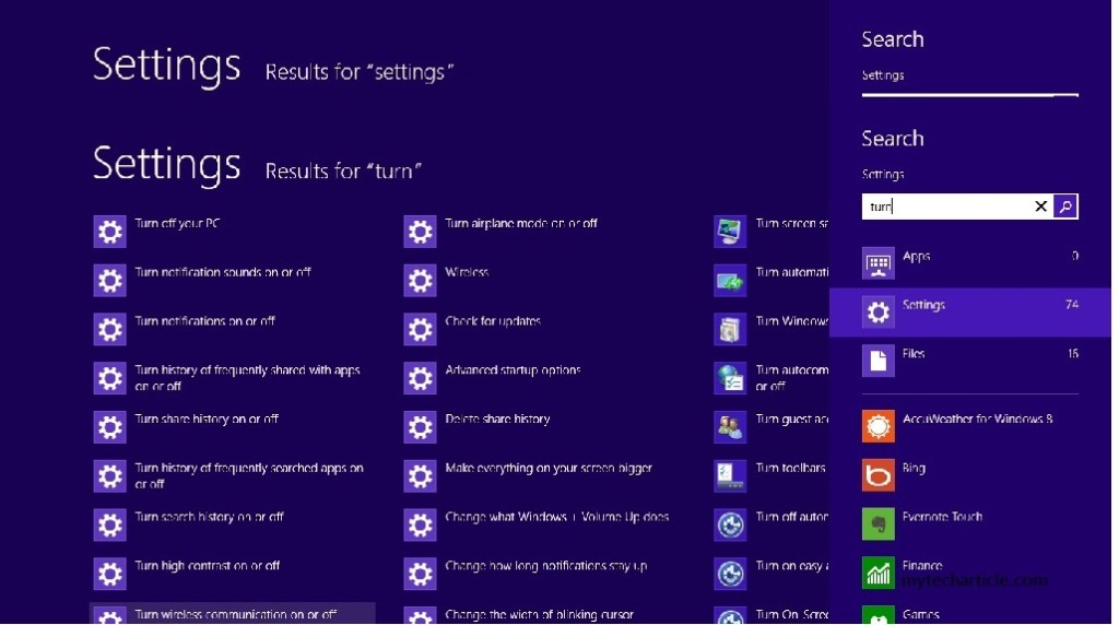 How to Turn On Wi-fi In Windows 8 Lenovo Laptop01