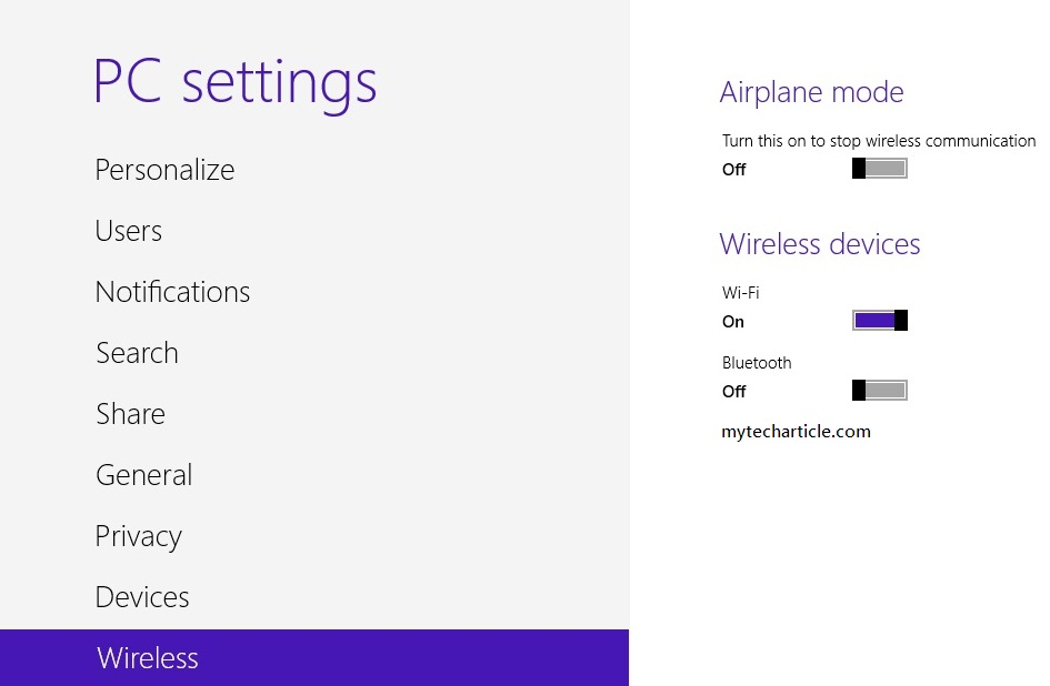 How to Turn On Wi-fi In Windows 8 Lenovo Laptop02