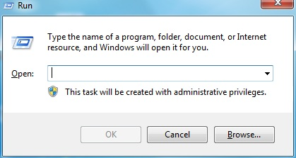 How To Clear Temprory Files In Windows7