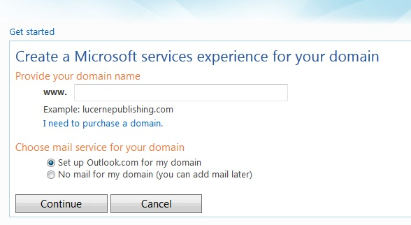 How To Configure windows Live Mail For Domain02