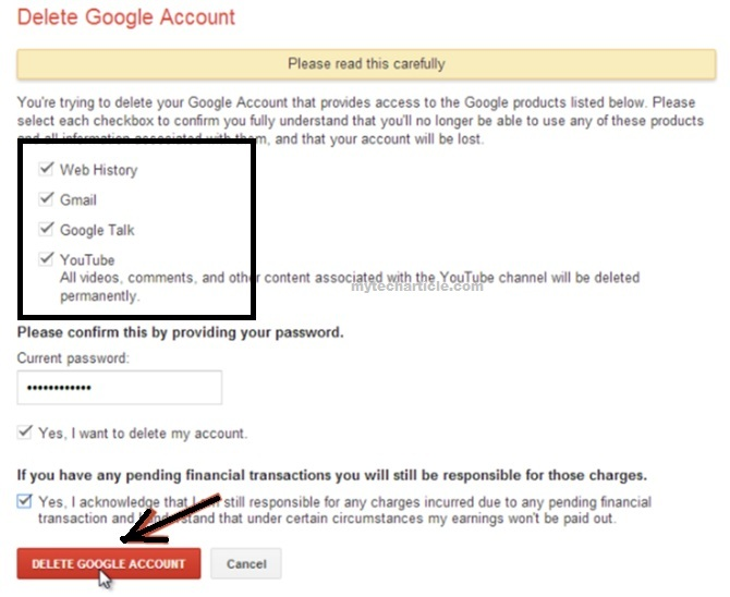 How to Delete a Gmail Address Without Deleting an Account