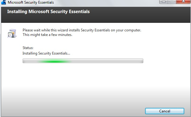How To Install Microsoft Security Essentials05