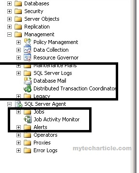 How To configure  Database Mail in SQl server 2008 R2 Web