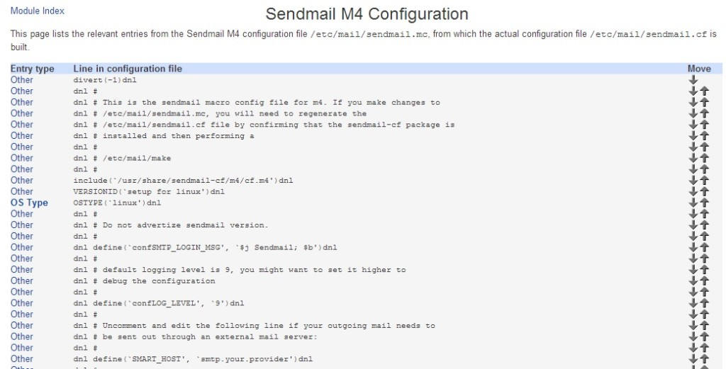 The Sendmail M4 configuration base directory01