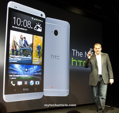 All New HTC One  In New Promo Video For BoomSound