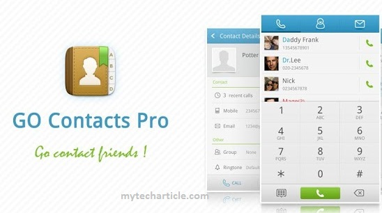 How To Save Android Mobile Contacts Using Apps
