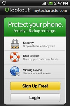 How To Save Android Mobile Contacts Using Apps02