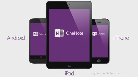 Microsoft OneNote App Avaiable For Free
