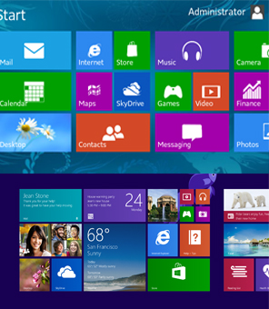 Why windows 8 is flexible