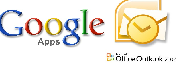 How To Configure Google Apps In Outlook 2007-05