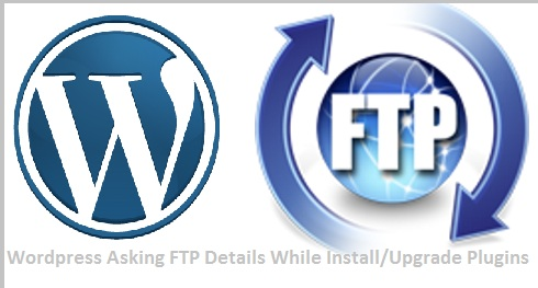 How To Stop WordPress Asking FTP Details While Install