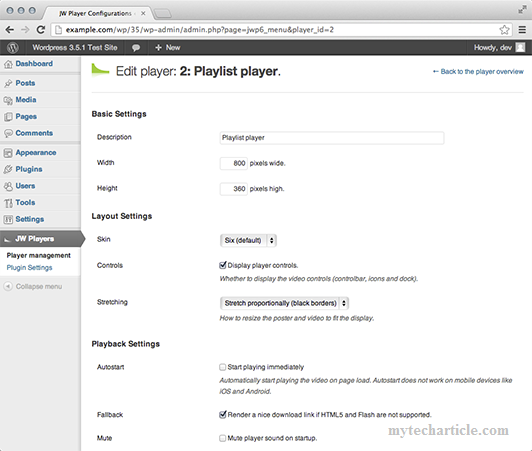 How to Install JW Player In WordPress Website01
