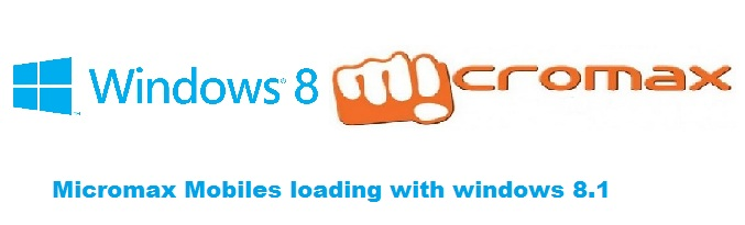 Microsoft Deal  Micromax To Offere Windows 8.1 Phones