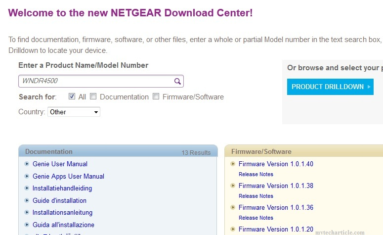 Netgear Router Power LED Blinks And Router Is Not Working