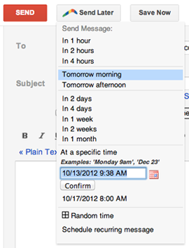 How To Schedule Mail In Gmail To Sent Later01