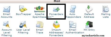 How To Import And Export  Email Forwarders In Cpanel