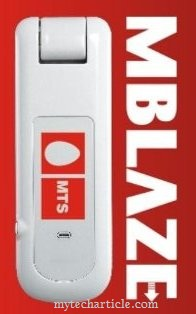MTS Launched MBlaze Power Wi-Fi