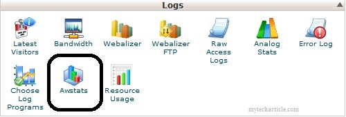 How To Check  Bandwidth Usage In Cpanel01