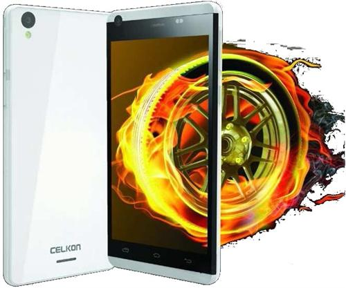 Celkon Launched Ultra Q500 Smartphone