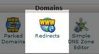 How To Set Redirection From cPanel