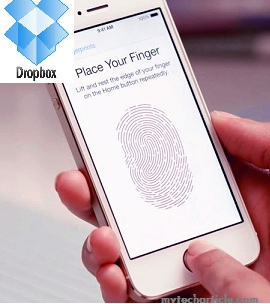 Dropbox Updated Touch ID Support For iPhone 6 And iPhone 6 plus01