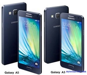 Samsung Announced Slimmest Smartphones Galaxy A5 And Galaxy A3-01