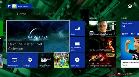 Xbox One Update Custom Background And Twitter Integration
