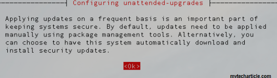 How To Set Automatic Security Updates In Cento Server
