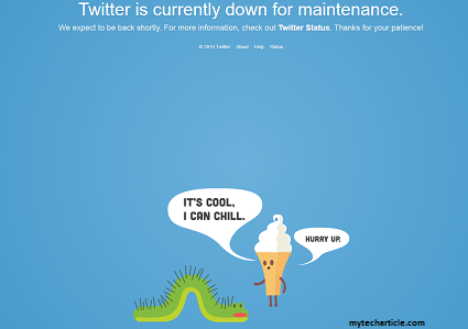 Twitter Down For Partial Android Users