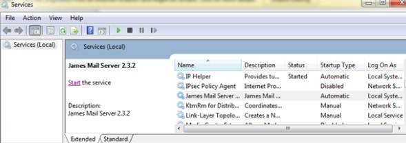 How To Install And Configure James Mail Server In Windows-05