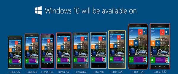 Which Model Mobile Compatible With Windows 10