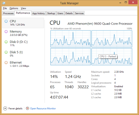 How To Access Task Manager In Windows 10