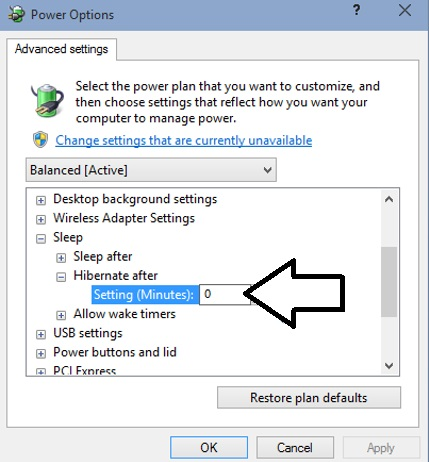How To Enable Or Disable Hibernate In Windows 10-03