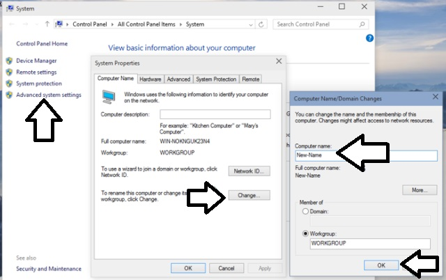 How To Rename PC Name In Windows 10-02