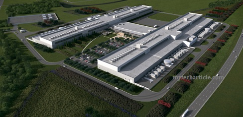 Facebook Fifth Data Center Locates At Fort Worth