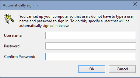 How To Sign In to User Account Automatically In Windows 10-01