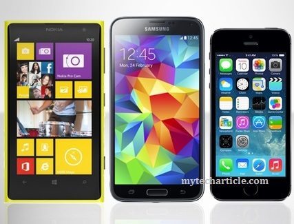 Apple Shocked To Microsoft With Gobal Smartphone Shipments