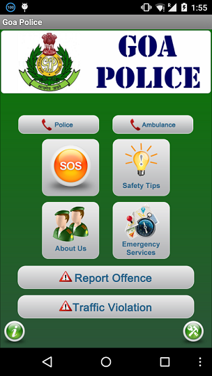 Goa Police App Launched To File Crimes