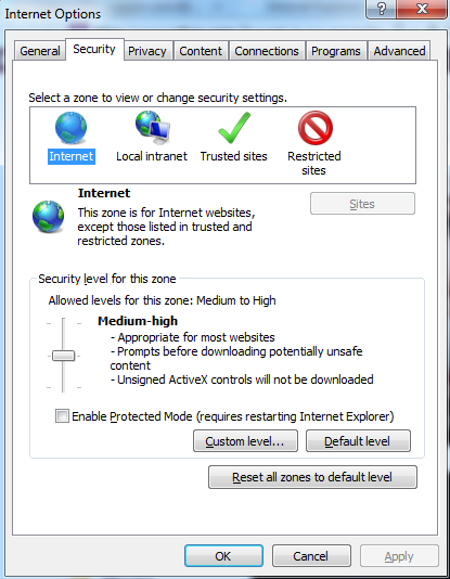 internet-explorer-is-configured-to-run-in-protected-mode-deployment-is-aborted